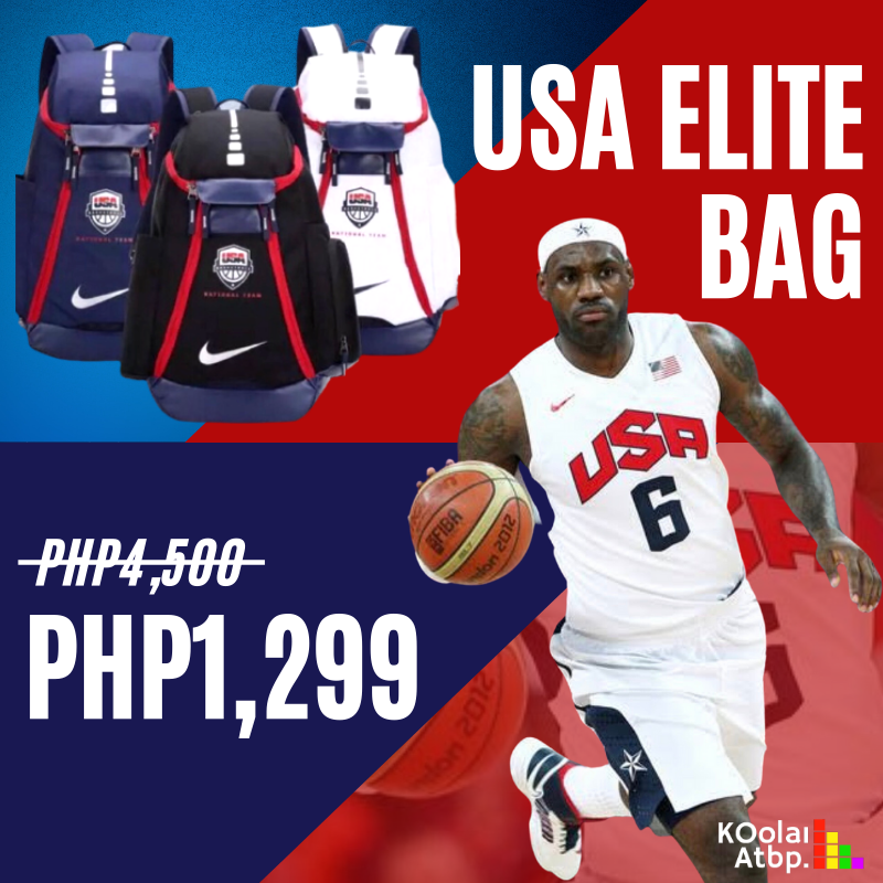 Nike Elite Bag USA