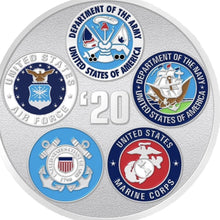 Load image into Gallery viewer, Challenge Coins 2020