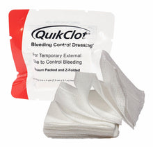 Load image into Gallery viewer, QuickClot Bleeding Control Dressing
