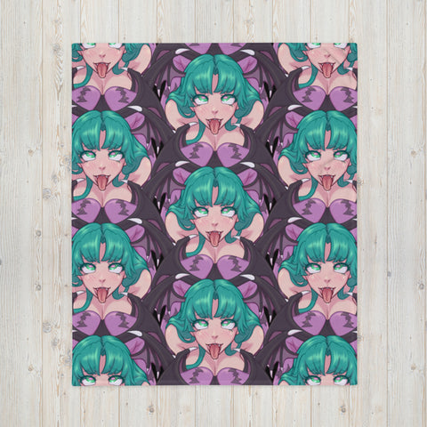 Morrigan Aheago Throw Blanket
