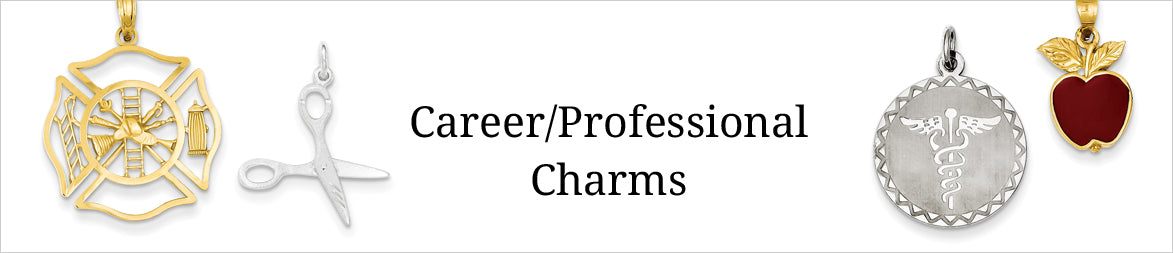 Career Profession Charms