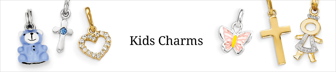 Kids Childrens Charms