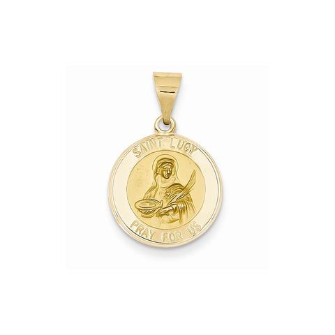 St. Lucy Medaille