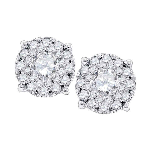 1 1 / 2CTW-Diamond JADORE FASHION OHRRINGE