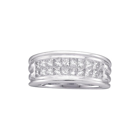 1  CT-Diamond INVISIBLE MENS BAND