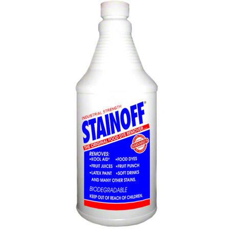 Stainoff- Heat Transfer Red Dye Remover