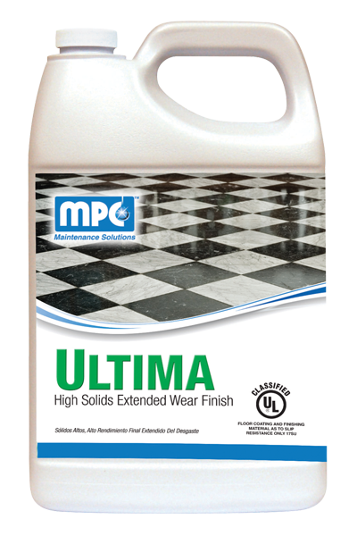 MPC Ultima- Floor Finish