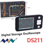 Load image into Gallery viewer, Portable Electric measure Tool DS211 Mini Storage Digital Oscilloscope