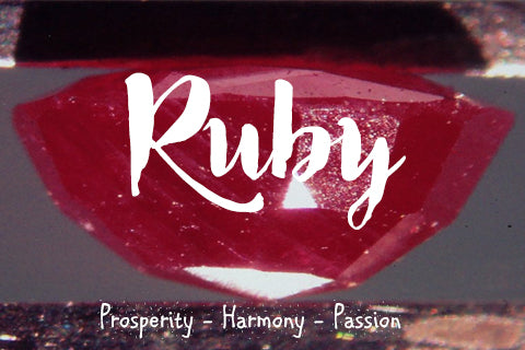 Ruby Queen Of Stones