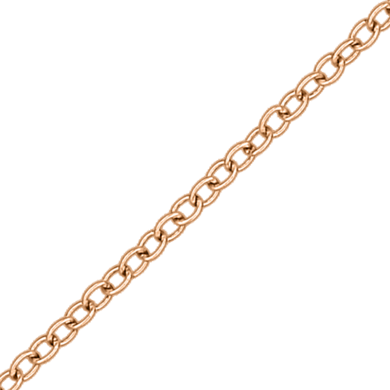 14 kt Chain Rose Gold