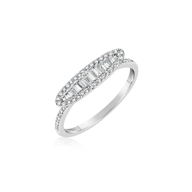 Baguette Diamond Ring