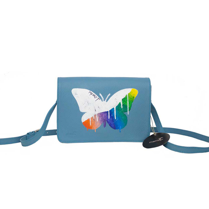 The Chantal Drip Butterfly Bag
