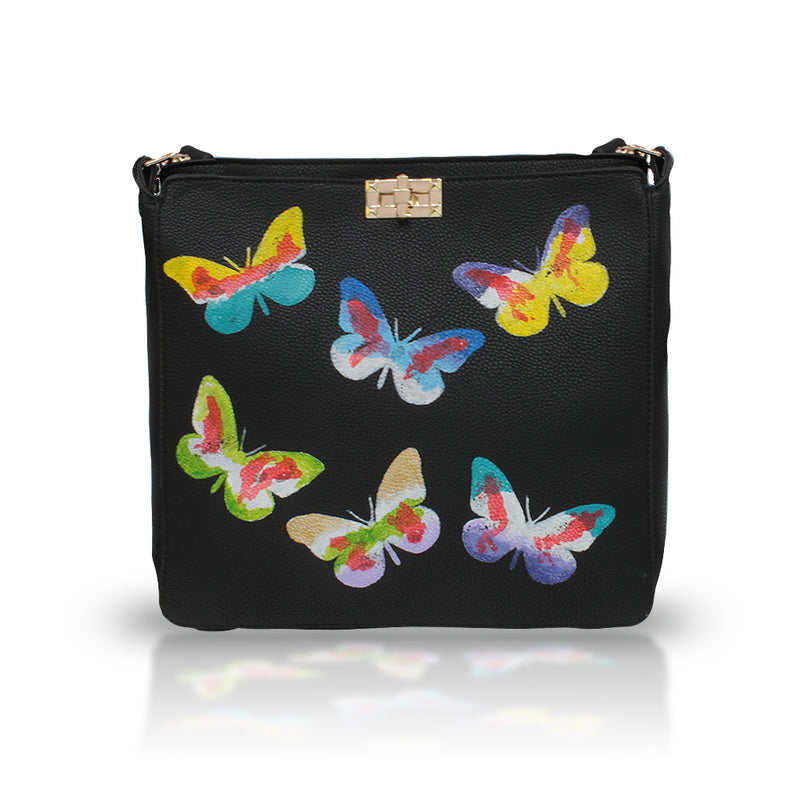 Multi Butterfly Bag