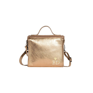 The Mini Meira Monogram Bag