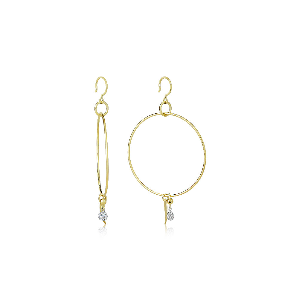 Charm Statement Earrings