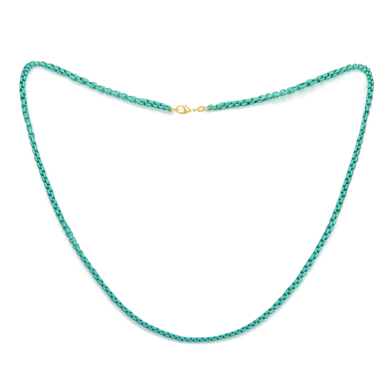 Turquoise Layering Chain