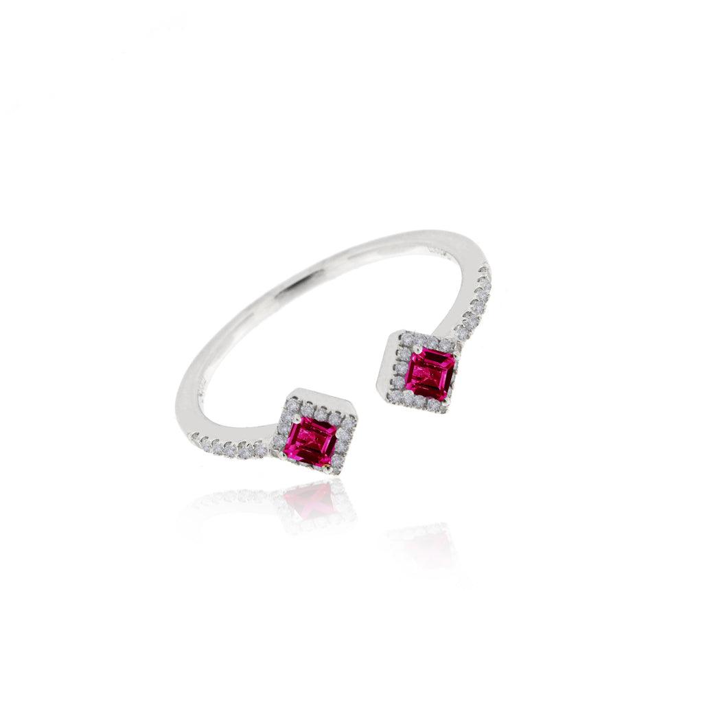Open Ruby Ring