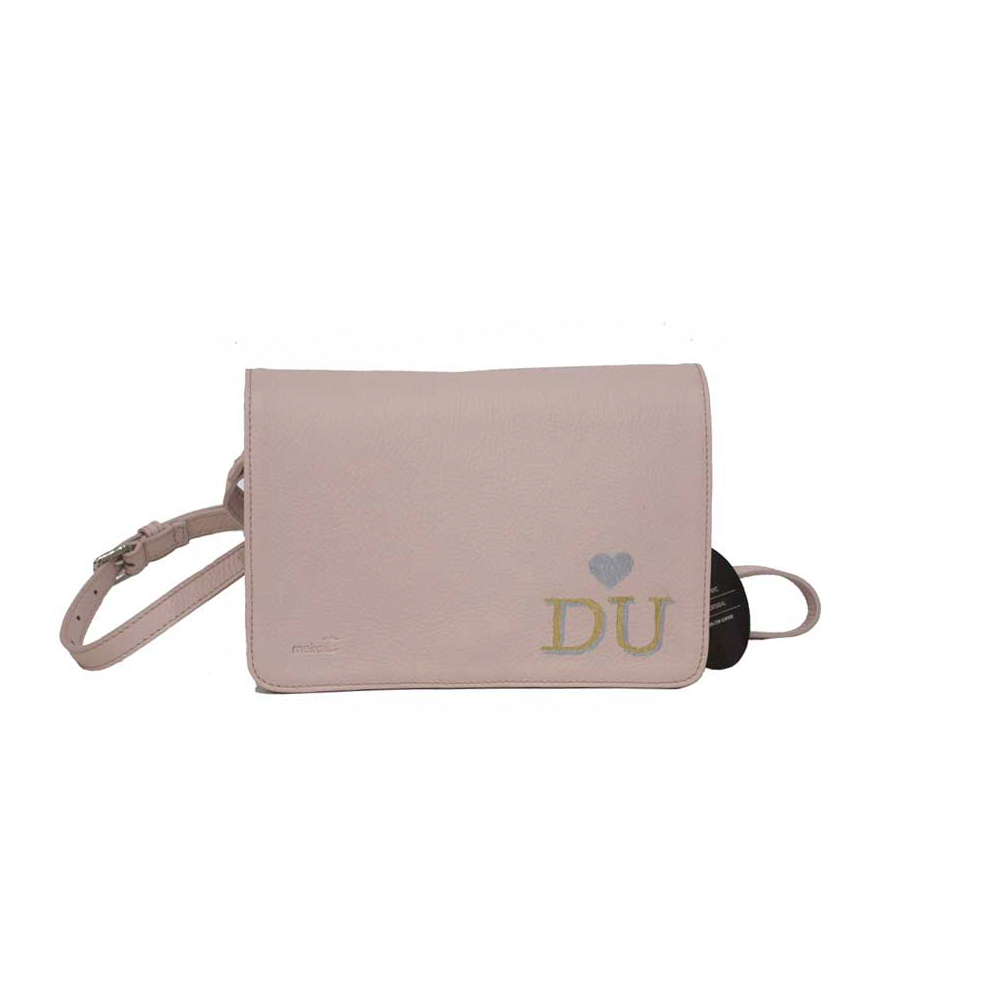 The Chantal Monogram Bag