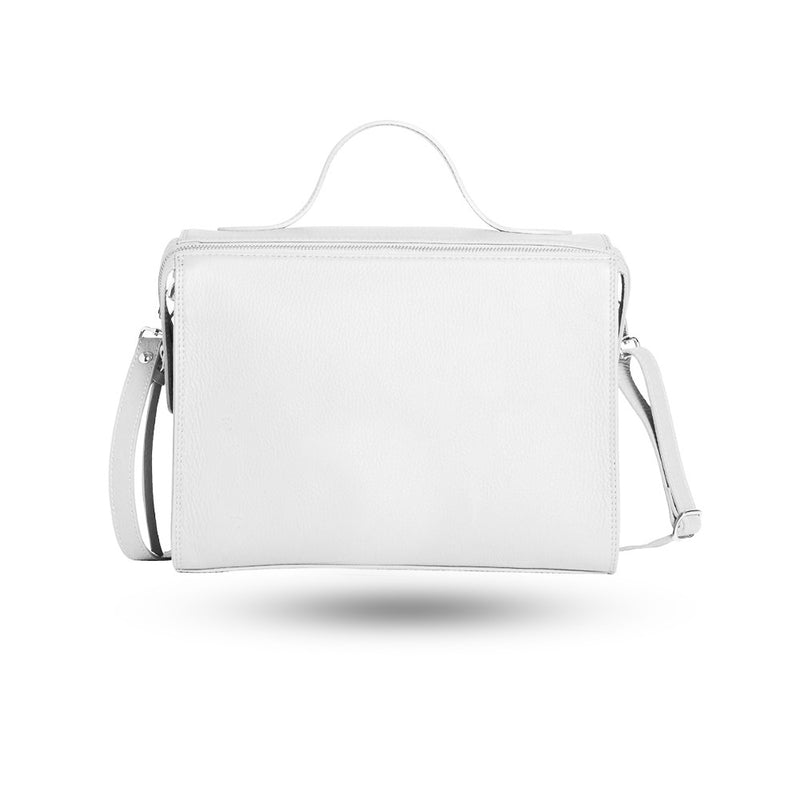 The White Meira Bag