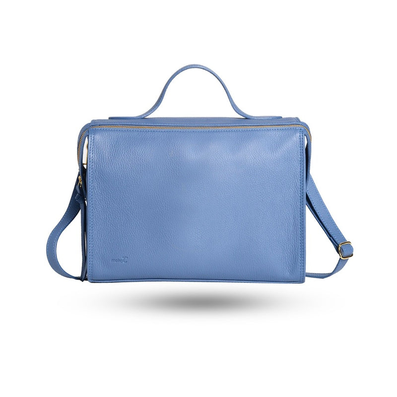 The Denim Meira Bag