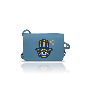The Chantal Hamsa Bag