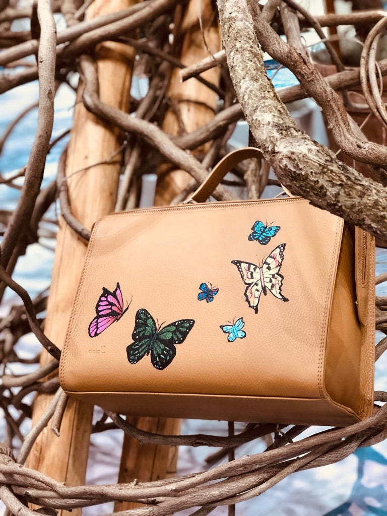 The Meira Butterflies in Motion Bag