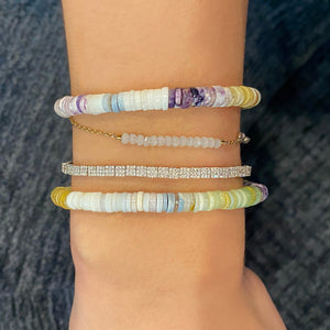 African Opal Stretchy Bracelet- ALL NEW BOUTIQUE EXCLUSIVE