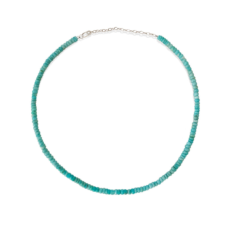 Amazonite Beaded Layering Necklace
