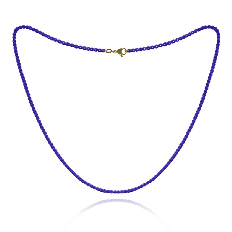 Purple Neon Chain- ALL NEW WEB EXCLUSIVE