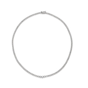 2.19 carat Diamond Tennis Necklace