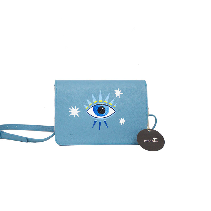 The Chantal Evil Eye Bag