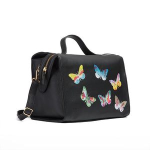 The Meira Rainbow Butterfly Bag