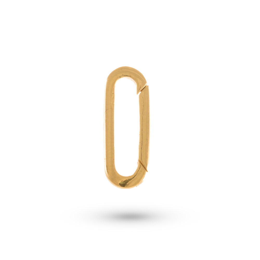 Rectangle 14k gold Clasp