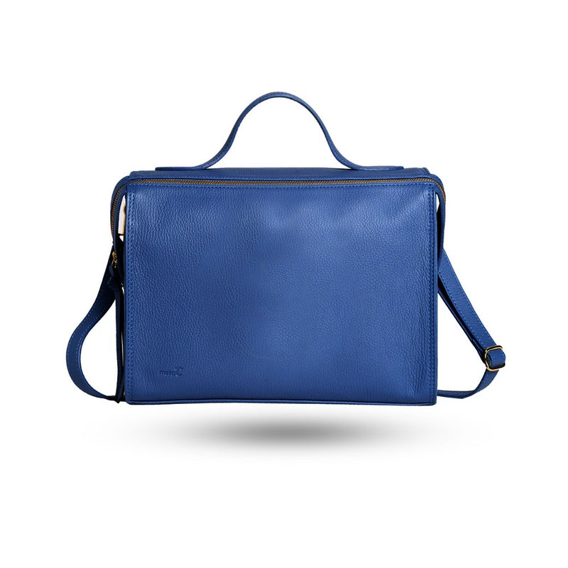 The Navy Meira Bag