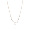 diamond necklace-Meria T