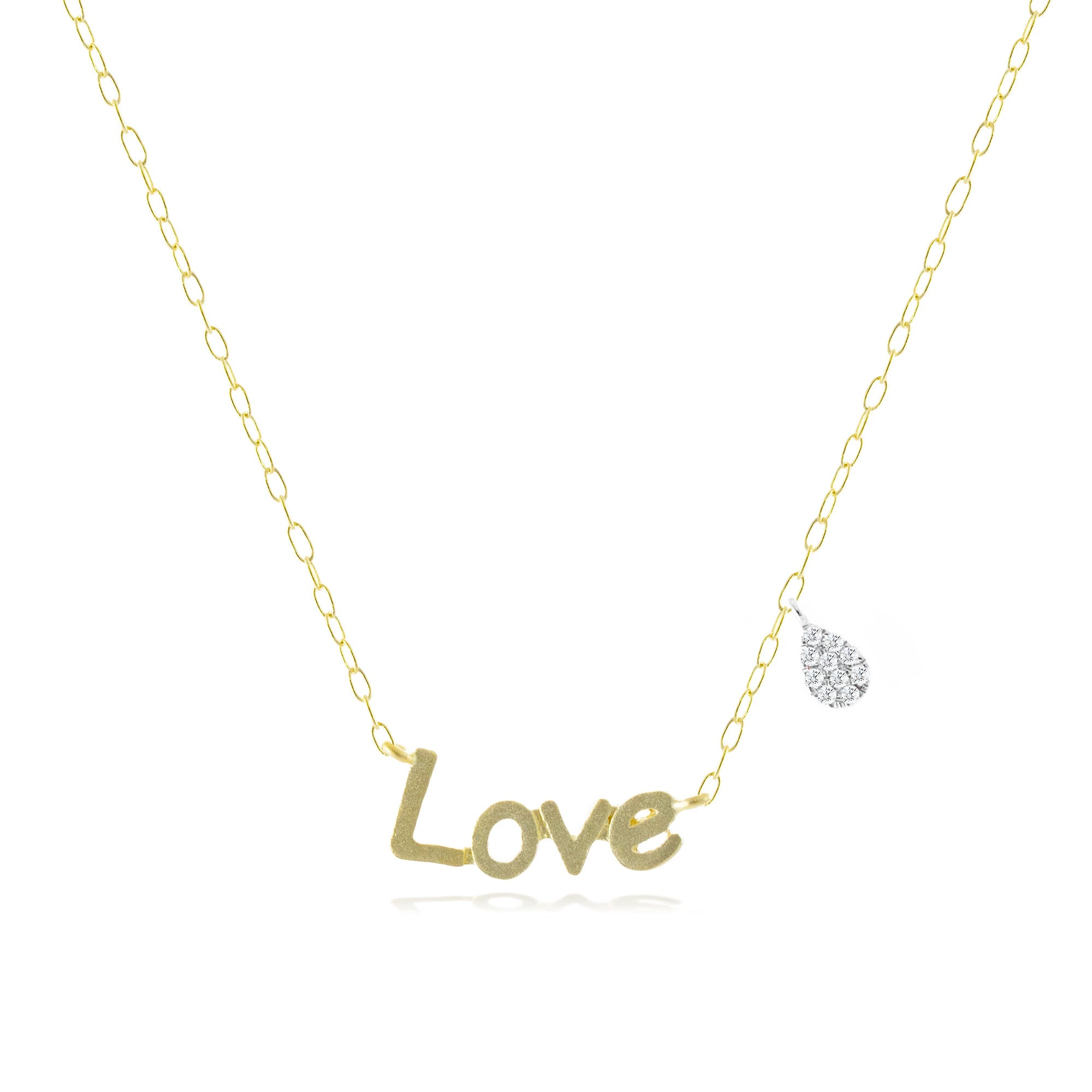 Love Light Chain Necklace