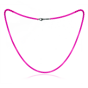 Pink Neon Chain