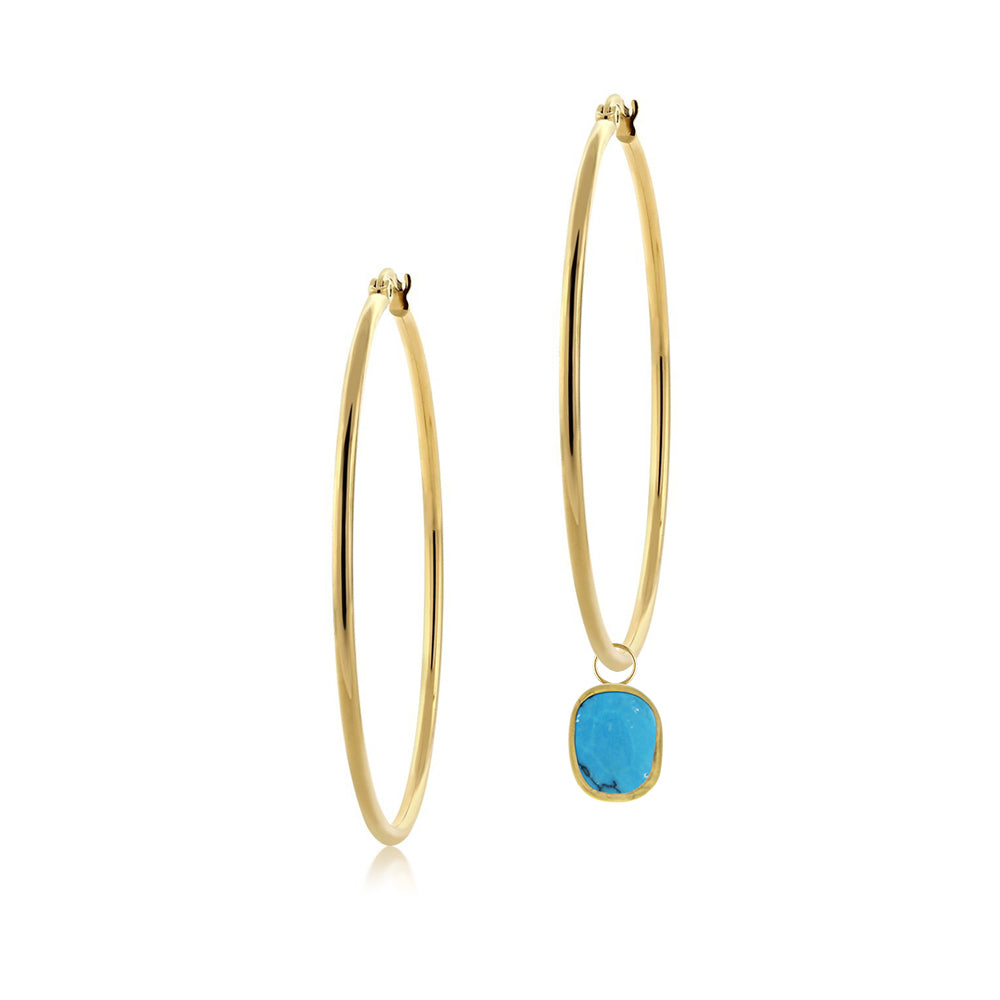 meira t turquoise charm