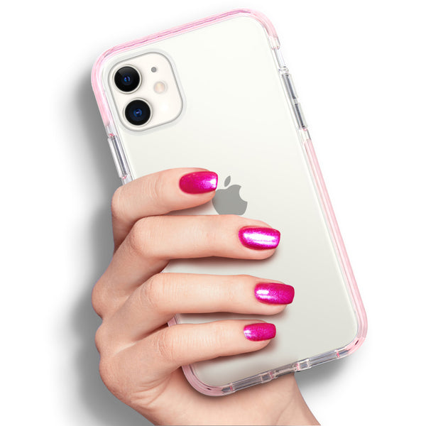 iPhone Pink Anti-Shock Cases