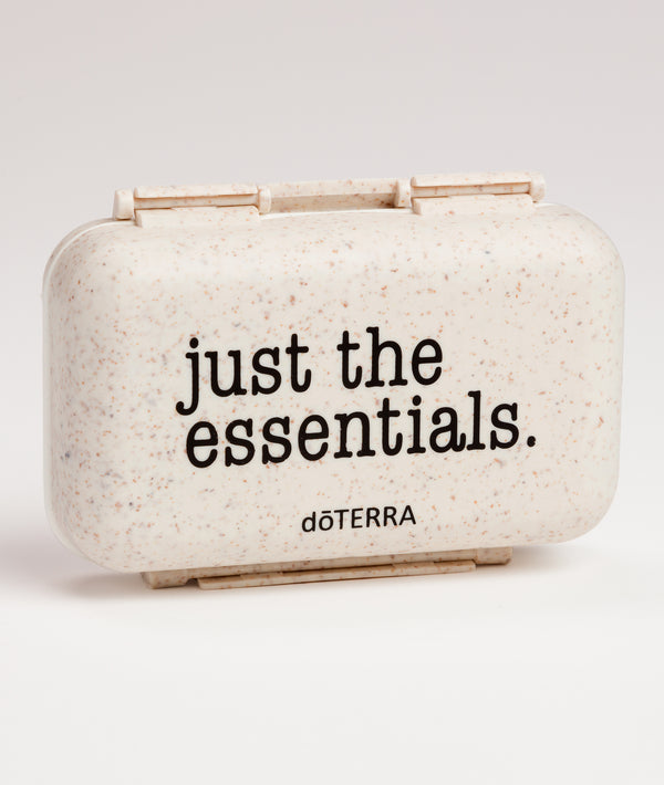 Just the Essentials Pill Case product image
