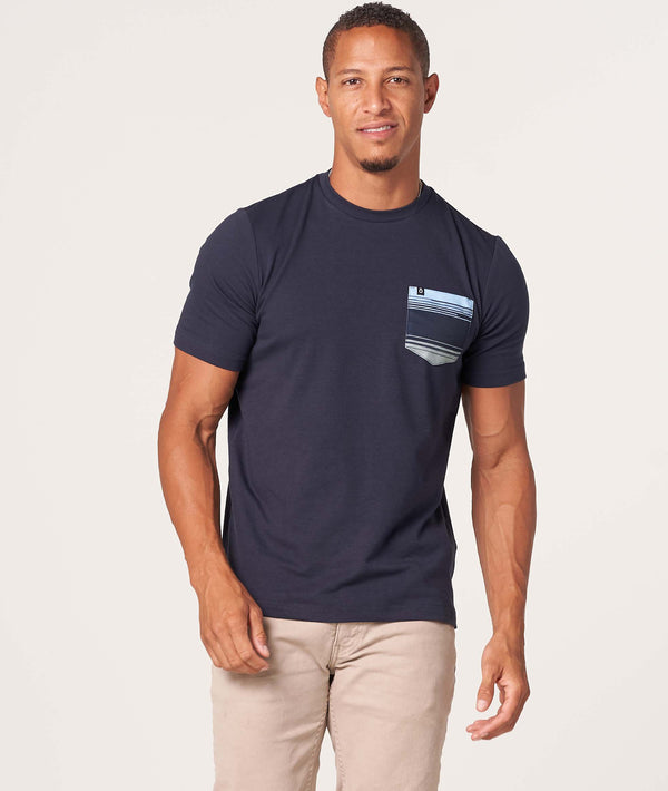 Juniper Berry Pocket Tee product image