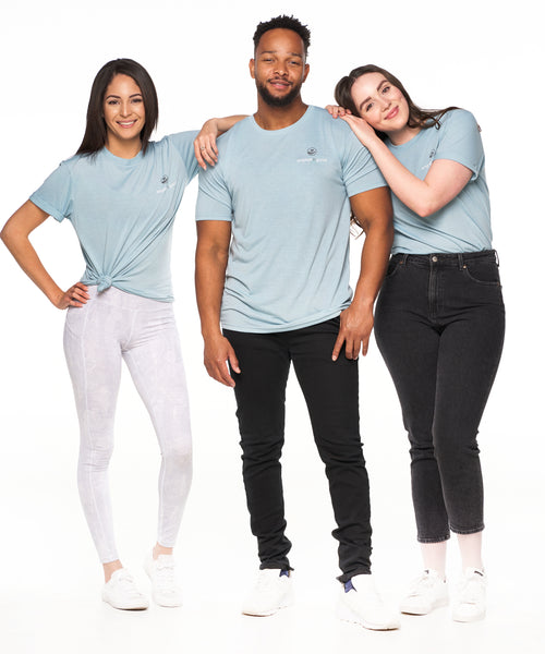 dHHF Unisex Engage in Good Tee