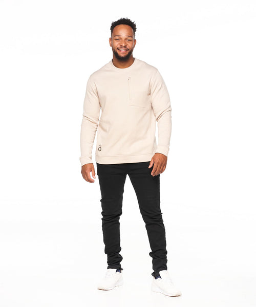 Unisex Sandalwood Sweater