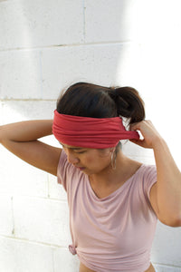 A. Extra wide headband - Rough