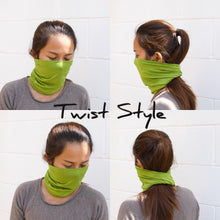 Load image into Gallery viewer, A. Extra wide headband - Lime Green