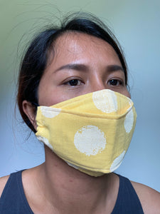 Filter Pocket 4 layers- Cotton face mask