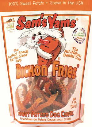 Sam's Yam's Bichon Fries