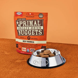 Primal Freeze Dried Beef