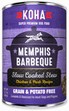KOHA Memphis Barbeque Canned Food