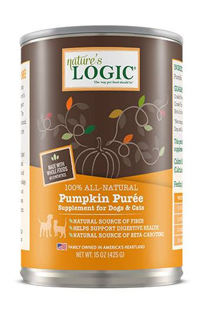 nature's LOCIC Pumpkin Puree